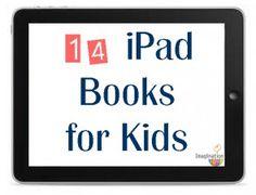 14 New iPad Books for Kids