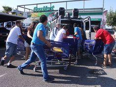 Grognards: Quaderni e penne: assalto a Carrefour