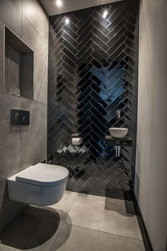 Modern bathroom design 313140980342397463 - 40 Modern Bathroom Tile Designs and Trends — RenoGuide – Australian Renovation Ideas and Inspiration Source by bonniefraise