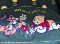 NEW Disney's Winnie the Pooh Backpack Book Bag Large Heavy Duty Expandable #Disney #Backpack