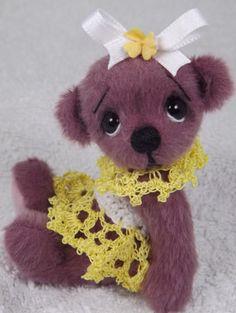 DANA by Valewood Bears OOAK Miniature Artist Bear   eBay