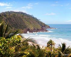 O Txai Resort fica em Itcaré na praia privativa e paradisíaca de Itacarezinho. Um sonho! #Brasil #Viagem #Luxo