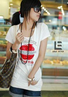 cute korean summer outfit