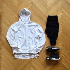 WEBSTA @ eezy.outfits - Eezy✔️⚫️⚪️ : Weekday Hoodie: H