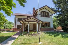 RARE OPPORTUNITY to own this BEAUTIFUL HISTORIC LANDMARK built in 1913 by…