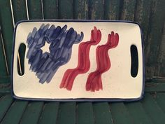 USA/Patriotic/American Flag/4th of July/Americana/American/Fourth of July/Independence Day/Stars and Stripes/Old Glory/Molly Dallas by MollyDallasCo on Etsy