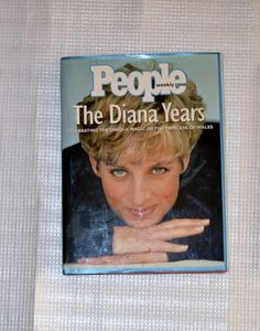 Vintage People Magazine The Diana Years Collectable by ESTATENOW