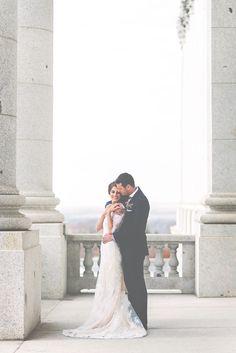 Utah Bridal Photography | Utah Bridals | Bridals | Utah State Capitol Bridals | Bride and Groom | Utah Wedding Photographer | Amanda Abel Photography