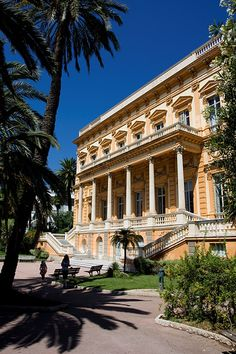 Musee des Beaux Arts, Nice, France