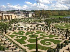 Parc du Château de Versailles in Versailles, Île-de-France