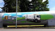Projekt: Dieseltank