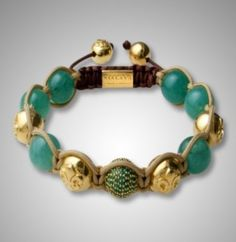 african Shamballa bracelet with  gold beads // Price: $8.95 & FREE Shipping Worldwide //     #skirt #clothes #fashionable #style #styles #musthave #accessories #jewelry #shoes #lips #lipstick #fitness