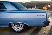 This 1965 Chevy Malibu has a killer stance and great power from a Chevrolet that is masked to look like an old-school small-block. Chevy Malibu Ss, Muscle Cars, Chevy Chevelle Ss, Chevrolet Caprice, Best Classic Cars, Chevy Trucks, Hot Cars, Dream Cars, Motorcycles