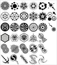 Crop Circles Patterns