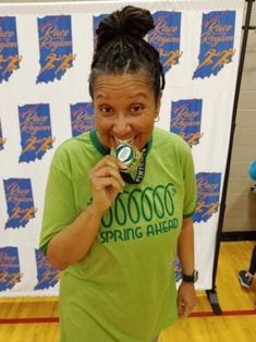 Vikki J. Myers: Marathon M'am Vikki J. Myers, co-founder and worship music leader of Kingdom Impact Theater Ministries, is a distance runner. Here's how the COVID-19 pandemic affected her 2020 goals. Chicago Marathon, Church Ministry, Worship Service, Co Founder, Distance, Theater, Goals, Music, Musica