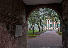 College of Charleston, Charleston, SC.
