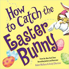 """The New York Times and USA Today Bestseller Is this the year you'll be able to catch the Easter bunny in action? Start an Easter tradition with this fun and funny children's book -- the perfect Easter basket stuffer """"I've been working long and har. Toddler Books, Childrens Books, Funny Books For Kids, Bunny Book, Easter Books, Spring Books, Easter Traditions, Family Traditions, Easter Crafts"""