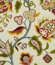Pindler & Pindler Meriwether Garden - $35.65 | onlinefabricstore.net
