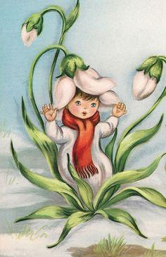 ilclanmariapia: Babák virág