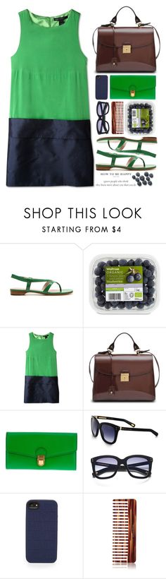 """I Told You Baby, I'd Love You Maybe..."" by hollowpoint-smile ❤ liked on Polyvore featuring Marc by Marc Jacobs, Marc Jacobs and Mason Pearson"