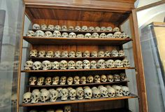 """The Museum of Criminal Anthropology Cesare Lombroso"""