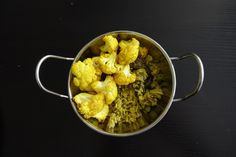 Indian Pilau and roasted cauliflower Roasted Cauliflower, Indian, Vegetables, Ethnic Recipes, Kitchen, Food, Cooking, Meal, Essen