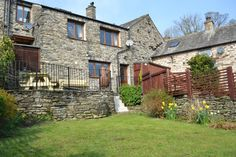 The Barns in Haverthwaite in The Lake District sleeps 6.