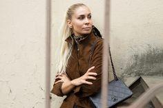 SUEDE SHIRT - Casual - My Style - Fashion - Kira Kosonen