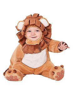0-6 months with Bracelet for Mom Baby Lion Cub Halloween Costume Lion Cub Costume