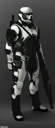 Badazz stormtroopers