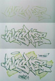 Graffiti Words, Graffiti Pictures, Graffiti Doodles, Graffiti Writing, Graffiti Tagging, Urban Graffiti, Graffiti Designs, Graffiti Styles, Graffiti Lettering