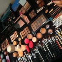 A Day With…Kim Kardashians Makeup Artist Mario Dedivanovic- great tips and products!