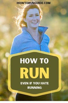 Are you a beginner runner, and want to learn how to run? Check out this helpful guide! Perfect if you've tried running before, but it didn't stick. This how to run guide walks you through the… Prenatal Workout, Barre Workout, Running Workouts, Running Tips, Road Running, Learn To Run, How To Start Running, How To Run Faster, Running Motivation