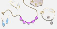 Rock the best designer jewelry brands with a subscription from Rocksbox. Try…