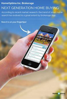 HomeOptima Listings & Ratings App By HomeOptima Inc., Brokerage