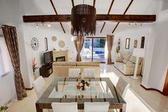 Fully refurbished 4 bedroom villa in La Manga Club Spain living room
