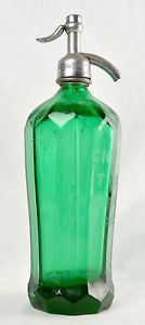 #Vintage Glass Bottle - Great decorative piece from #UdderlyGoodStuff, the best in #vintage and antiques on eBay. http://stores.ebay.com/Udderly-Good-Stuff