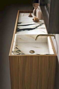 86 Lovely Modern Vintage Bathroom Decor Ideas - Page 12 of 88 - Bathroom Ideas Ideas Baños, Decor Ideas, Decorating Ideas, Modern Vintage Bathroom, Minimalist Bathroom, Bathroom Furniture, Antique Furniture, Rustic Furniture, Furniture Layout