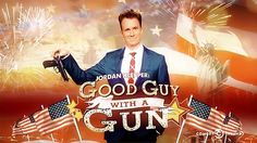"""The Daily Show's Jordan Klepper totally destroys the """"good guy with a gun"""" myth in two brief segments"""