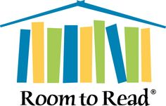 Room To Read, building libraries worldwide and supporting girl's education.