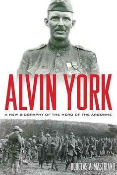 Alvin C. York (1887--1964) -- devout Christian, conscientious objector, and…