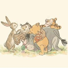 Pooh Corner Your source for all things Winnie the Pooh since Submit Ask Archive Winne The Pooh, Winnie The Pooh Quotes, Winnie The Pooh Friends, Disney Winnie The Pooh, Cute Disney Wallpaper, Cute Cartoon Wallpapers, Eeyore, Tigger, Winnie The Pooh Classic