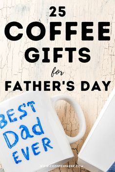 Father's day is approaching and it's always a good idea to give the gift of coffee, especially for coffee loving dads. Coffee Gifts, Gifts For Father, Gift Guide, Birthdays, Dads, Anniversaries, Birthday, Fathers, Birth Day