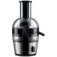 Buy Philips HR1863/01 Viva Collection Juicer, Aluminium Online at johnlewis.com