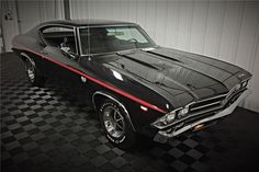 Available* at Palm Beach 2016 - Lot #424 1969 CHEVROLET CHEVELLE SS 396 L78