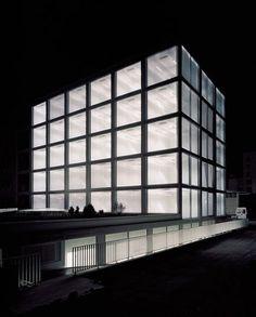 ECA - OAI OFFICE BUILDING   —  Personeni Raffaele Schärer Architectes