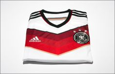 adidas Germany World Cup Home Kit