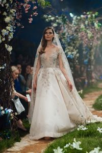 Australian couturier Paolo Sebastian collaborated with Disney on a breathtaking couture collection inspired by the Disney Princesses.