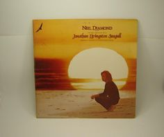 Neil Diamond - Jonathan Livingston Seagull Vinyl Record Album Grammy Award Winning Soundtrack 1973 Film Record Album Excellent Condition