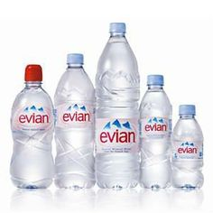 Evian Water 1500ml $7~$9